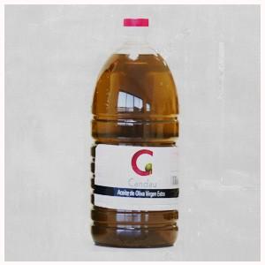 Garrafa 2 litros aceite Candau